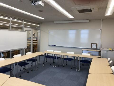 図書館3階第二グループ学習室
