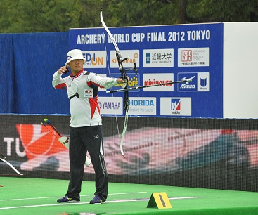As Archer Furukawa Takes Longer Aim at Next Olympic Medal (Source: The Japan News)