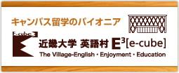 近畿大学英語村 イーキューブ