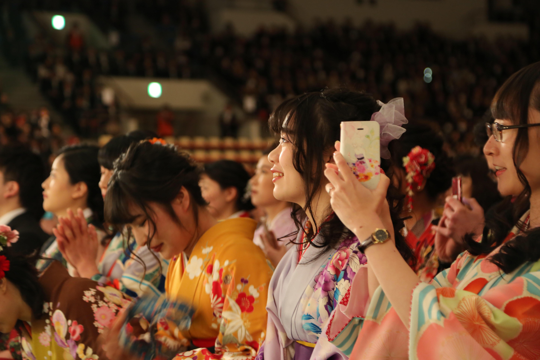3/23(土)東大阪キャンパスで卒業証書授与式を挙行