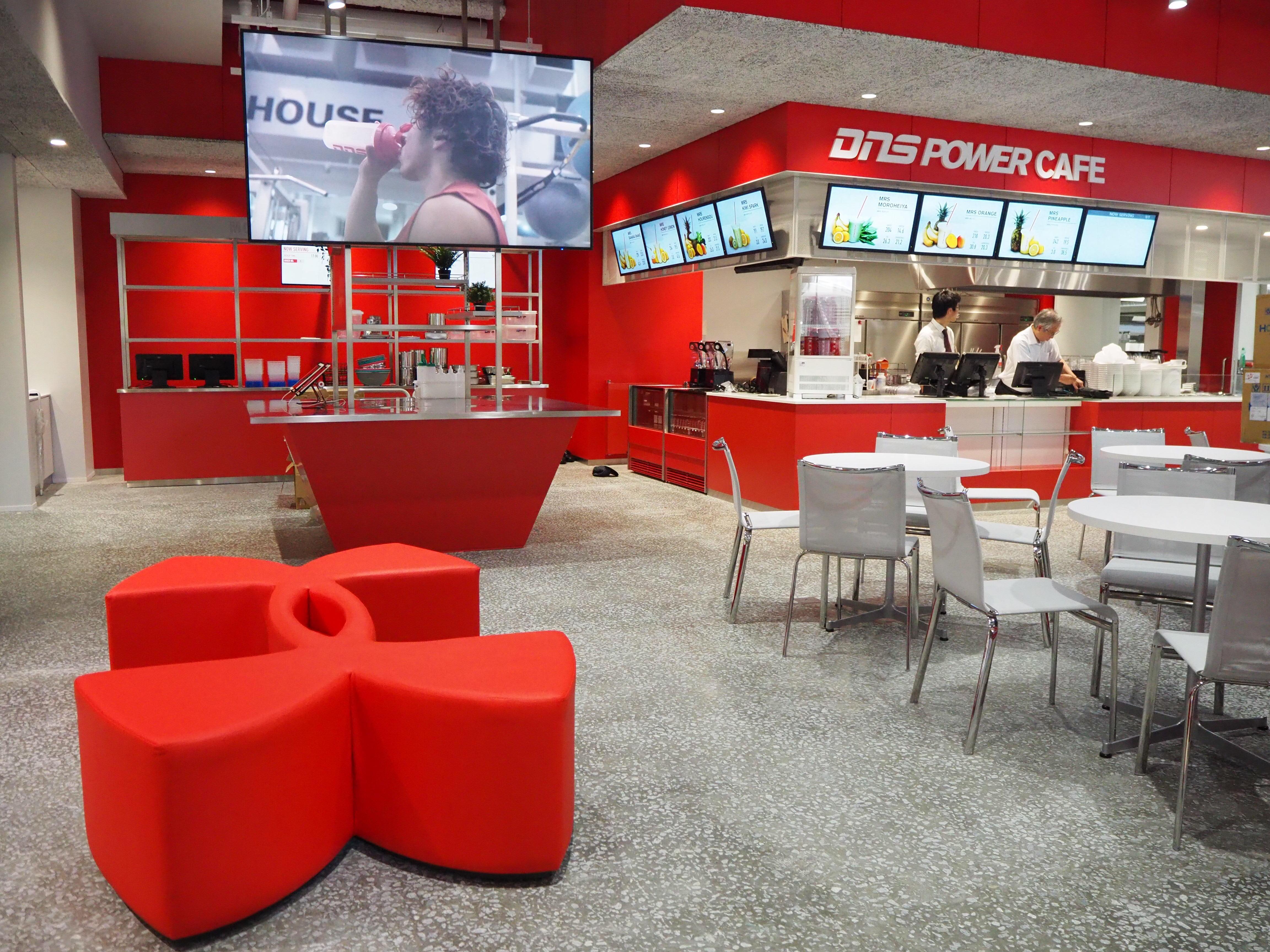 【次世代型 新食堂 オープン】日本の大学初!プロテイン入りのメニューも販売!