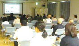 近畿大学医学部堺病院 市民公開講座 ならない・悪化させない「肥満・メタボ・糖尿病」