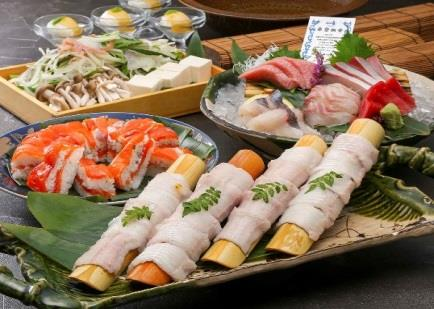 水産研究所店舗にて「富山コース」提供! 近大産マアナゴと近大サクラマスを贅沢に使用!