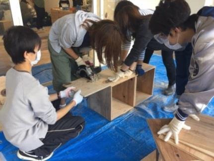 「ふくしまサードプレイス」開所式を実施 学生が作る新たな地域の交流拠点