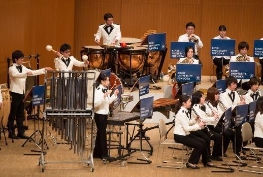 2/7(日)地元合唱団とのコラボもあり!近畿大学産業理工学部吹奏楽部 第2回定期演奏会開催