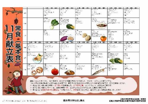 小児病棟で、メリークリスマス! 農学部×医学部奈良病院「食事満足度向上プログラム」の一環