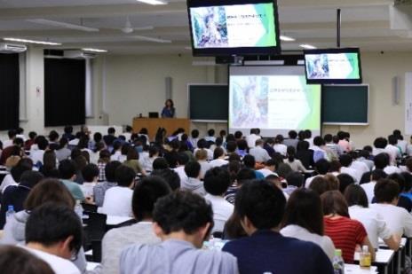 「八尾市の自然とともに生きるまちづくり」他 5/14 東大阪キャンパスにて里山学連続講座開催
