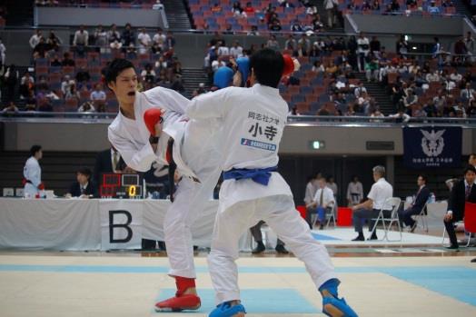 近畿大学体育会空手道部が重点強化指定クラブへ 更なる強化で東京五輪でのメダル獲得をめざす
