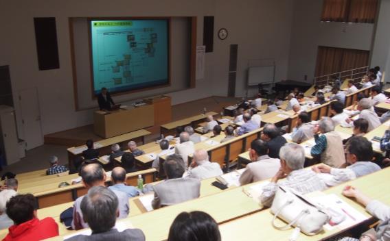 近大高専 第4回市民公開講座 「こころの不調~その気づきとストレスマネジメント~」