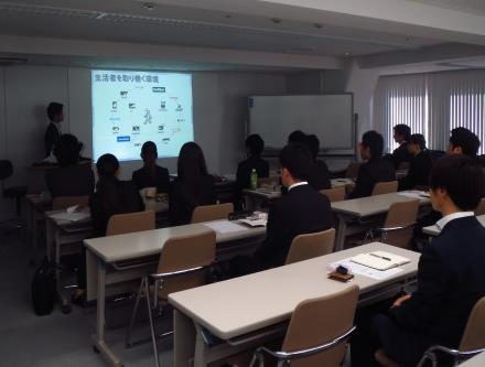 「マスコミ業界フェア」を東京センターで開催 マスコミ業界への就職を希望する本学学生を支援