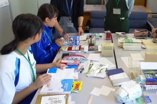 地元中学生が大学職員のお仕事体験! 東広島市 わくわく・ワーク・体験ウィーク