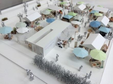 広島県主催「魅力ある建築物創造事業パネル展示会2016」1月27日~31日 工学部・広島キャンパスにて