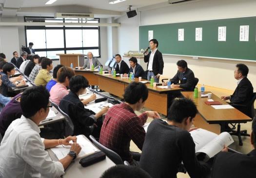 「起業家育成シンポジウム」を開催 近畿大学経営学部から新たな起業家輩出をめざして