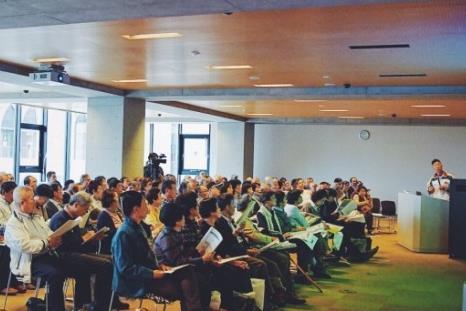 公開講座「本当の健康社会を目指して」 元ユニセフ職員の医師と、「日本と世界のいのち」について考える