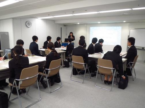 東京での企業訪問を大学がバックアップ 東京センター「キャリア・アドベンチャー・プログラム」 東京での就職を支援するため優良企業を紹介