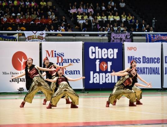 近畿大学附属広島中学校東広島校ダンス同好会 初の世界大会(アメリカ)出場へ
