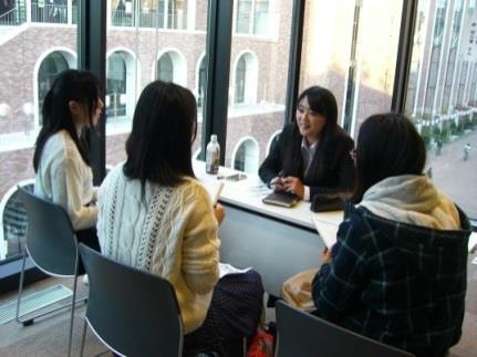 12/17(木)・18(金)就活支援グループ「ASK」主催 内定者相談会開催! 就活を終えた先輩が、リアルな就活体験を伝えます 近畿大学