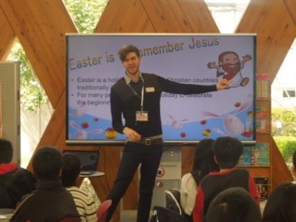 大阪府教育委員会主催「学びングキャンパス」実施 小学生はイースター・エッグハント等を、教員は「遊びながら英語を楽しく学ぶ」方法を体験