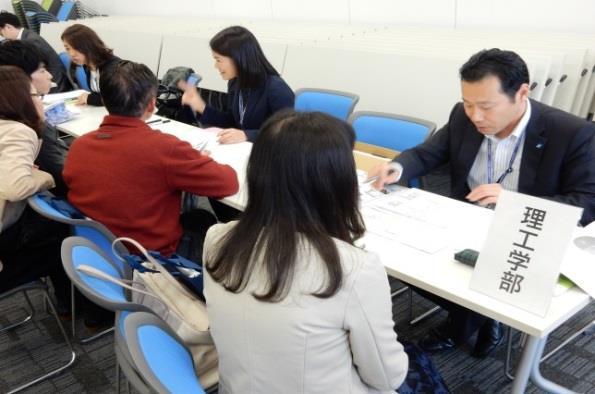 保護者に学生生活や大学の現状について理解してもらう 保護者懇談会「近大フェア」開催! 東大阪キャンパスほか全国8会場で開催