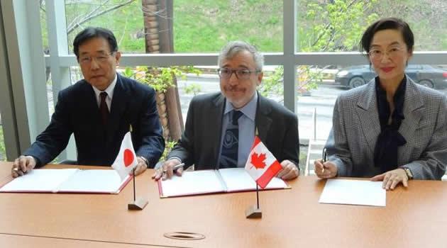 カナダ・マギル大学と学術交流協定を締結 カナダのトップ大学と連携、共同研究や学生交流を推進