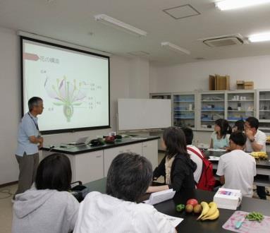 小・中学生も参加OK!最先端の研究に触れるチャンス! 生物理工学部オープンキャンパス2016 7月31日(日)和歌山キャンパスにて