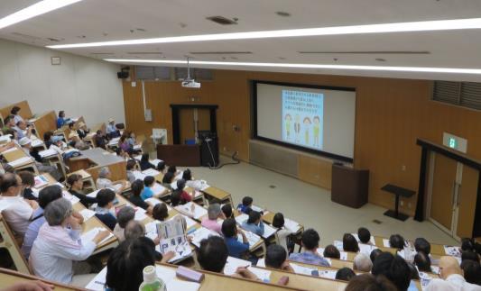 「肝がん撲滅運動」公開講座開催 近畿大学医学部内科学教室(消化器内科)・日本肝臓学会主催