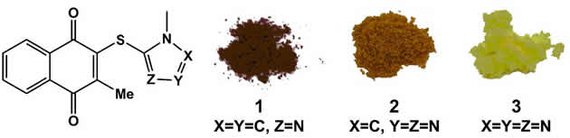 多彩な色を作り出せる色素を開発 抗菌作用などの機能を持つ染料の低コスト化に期待
