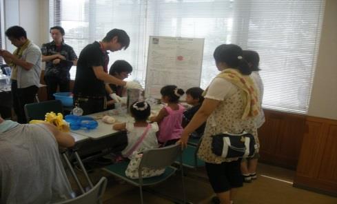 近大生が下山田小学校で科学教室を実施 嘉麻市との包括連携協定締結後初の試み
