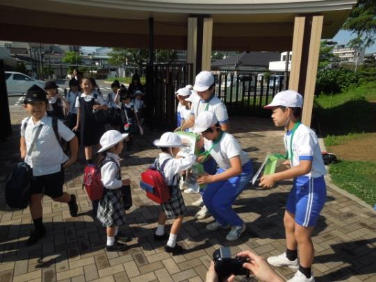 熊本地震からの復興と吉野の桜のために 熊本地震募金と吉野の桜募金を実施 近畿大学附属小学校