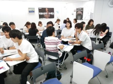 近大生が若手経営者と「選挙」を語る 大阪青年会議所共催 ディスカッションイベント