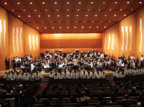 音楽でツナがるコンサート 第3回ツナコン 近畿大学吹奏楽部プレゼンツ