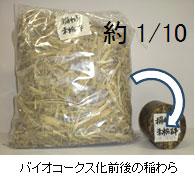 10/22(水)から近畿大学バイオコークス技術による除染廃棄物減容化実証事業開始