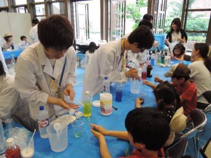 近大科学祭2017 ~体験!科学のふしぎ~ 小中学生に大人気!科学に触れて楽しく学ぶイベント