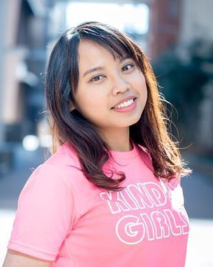 近畿大学入学式パフォーマンスユニット「KINDAI GIRLS」にインドネシア出身の国費留学生が加入!