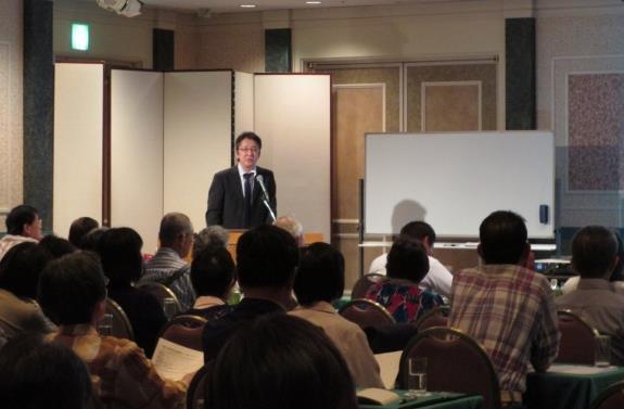 近畿大学農学部 公開講座「マツタケ人工栽培」「奈良の水、農業、環境への取り組み」
