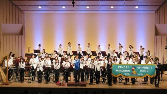 スペシャルゲストに宮川彬良氏を迎えて 吹奏楽部 第41回 POPS CONCERT開催