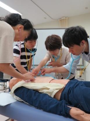 近畿大学薬学部 がんプロフェッショナル委員会主催 第1回フィジカルアセスメントシンポジウム