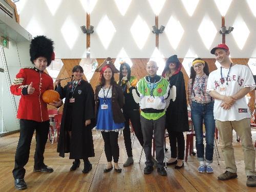 11周年記念&ハロウィンパーティー開催! 英語村E3[e-cube]で楽しみながら異文化に触れよう