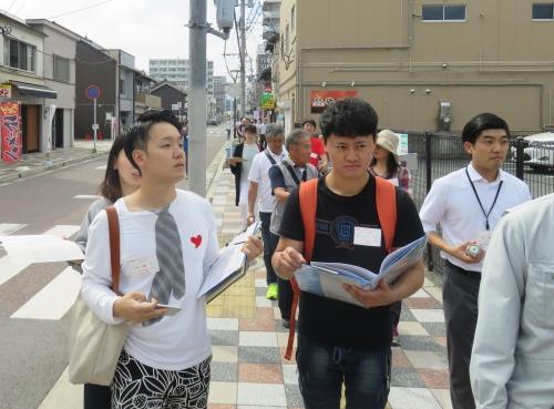 飯塚つなごうプロジェクト 学生のまちあるきを生かした建築提案で、飯塚を魅力的な街に