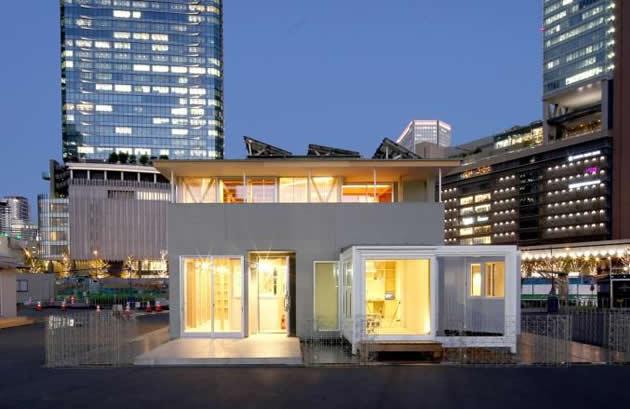 大学対抗建築コンペ「エネマネハウス2017」 うめきた2期区域でゼロエネルギー住宅を一般公開