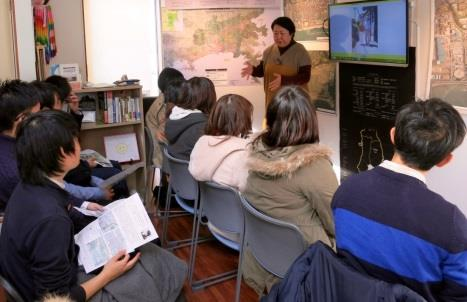 法学部の学生が宮城県でフィールドワーク 災害に対する行政の取組みについて調査・研究を実施