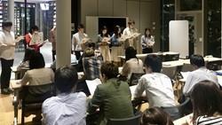 「グランドデザイン・大阪都市圏」成果発表会 学生と大阪府との連携プロジェクト