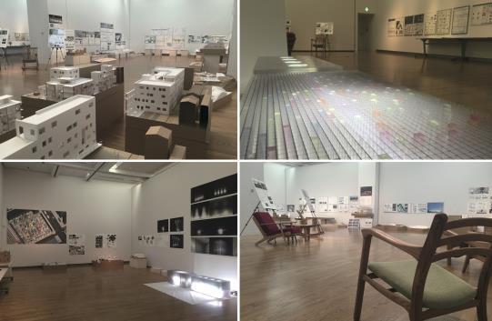 産業理工学部建築・デザイン学科学生の卒業作品を展示 「KenDe Works 2017 卒展。」開催