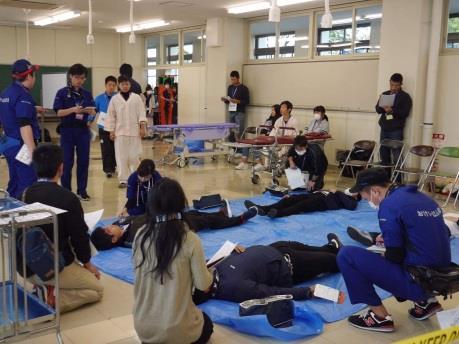 「第3回南大阪メディカルラリー選手権」開催 災害医療のメディカルディレクター養成事業の一環として