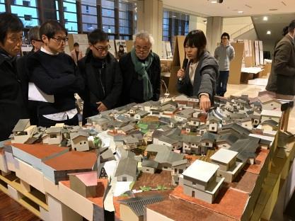 近大展-近畿大学建築学部卒業設計展 2018-開催 坂本昭教授による最終講義も同時開講