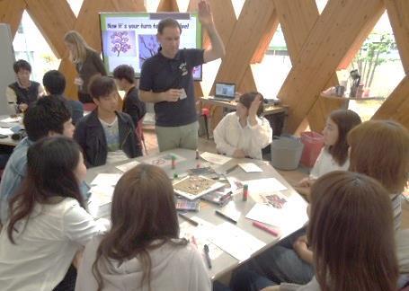 入学予定者対象の特別プログラム開催 入学より一足先に英語村E3[e-cube](イーキューブ)を体験!