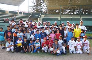 第6回 JICA野球振興支援ボランティア派遣 近大産業理工学部×JICA ペルー派遣への出陣式