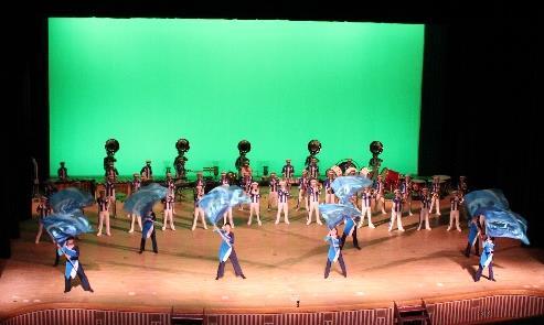 吹奏楽部 第42回 POPS CONCERT 開催 シンフォニックステージ、POPSステージ、マーチングステージの3部構成