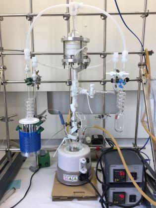 汚染水からトリチウム水を取り除く技術を開発 東日本大震災の復興支援プロジェクトから生まれた汚染水対策