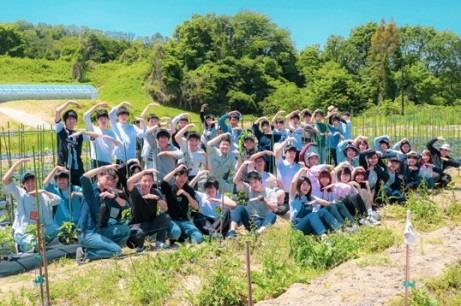 学生農業団体が栽培した野菜を奈良病院で提供 農学部×医学部奈良病院「食事満足度向上プログラム」